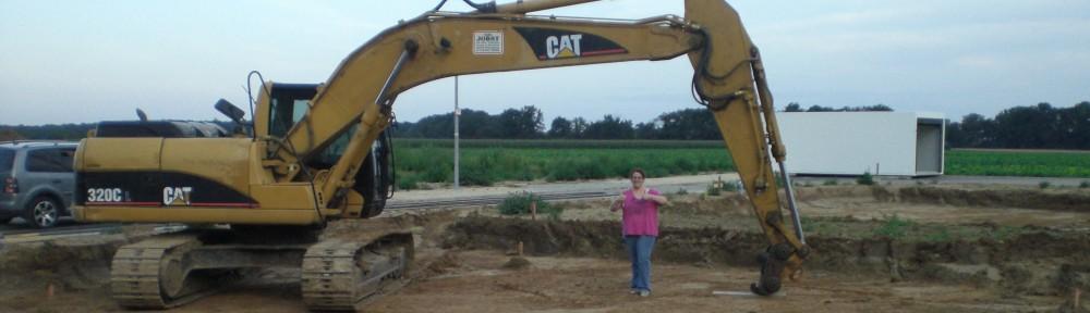 Familie Plessing : Baublog