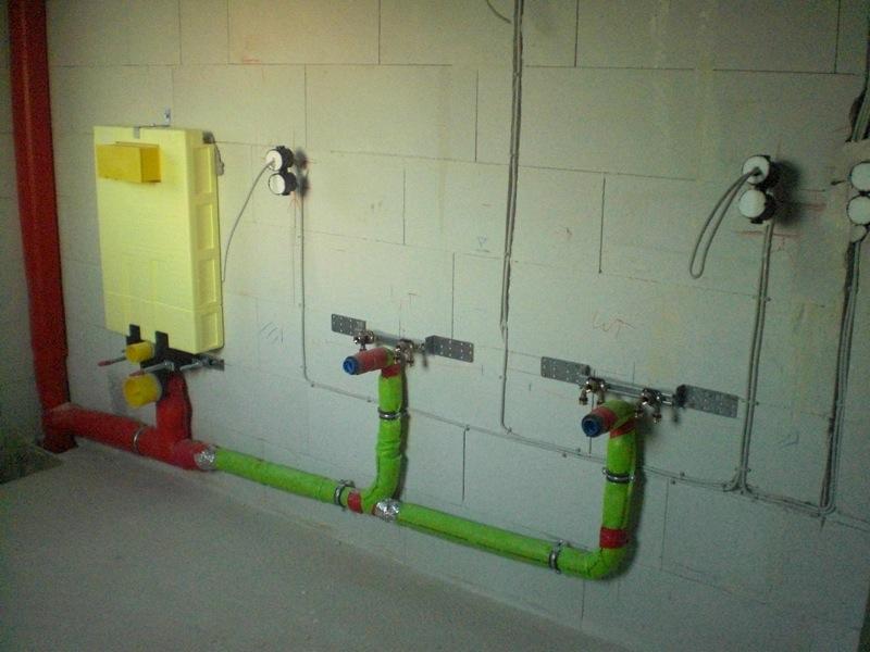 Elektro- und Sanitärinstallation | Familie Plessing : Baublog